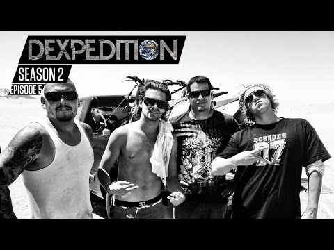 Dexpedition - S2E5 - EL PASO - FABULOUS DEXAS - Expect Films [HD]