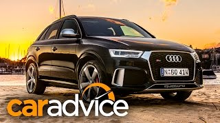 Audi RS Q3 2014 Videos