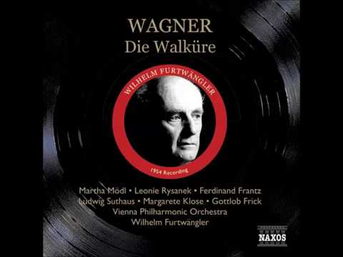 Die Walkure Richard Wagner Michael Oliver June 1998