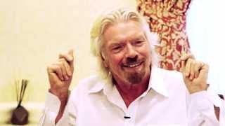 Exclusive: Sir Richard Branson on Dyslexia