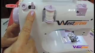 .:: MACLEN ::. Máquina de Costura Patchwork West-512