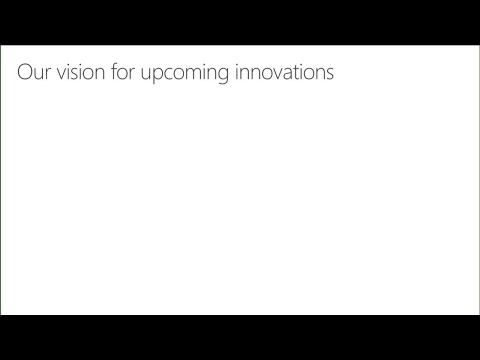 Learn about our vision and upcoming innovations for Microsoft Remote Desktop Services - BRK2169