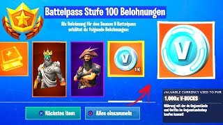 Fortnite Season 9 LEAKS, *GRATIS* Battelpass Belohnungen, Trailer | Fortnite Season 9 Deutsch