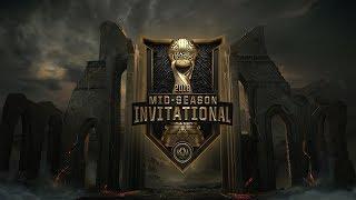 MSI 2018 Ön Eleme Finalleri: EVOS Esports (EVS) vs BAUSuperMassive eSports (SUP) - 2. Tur