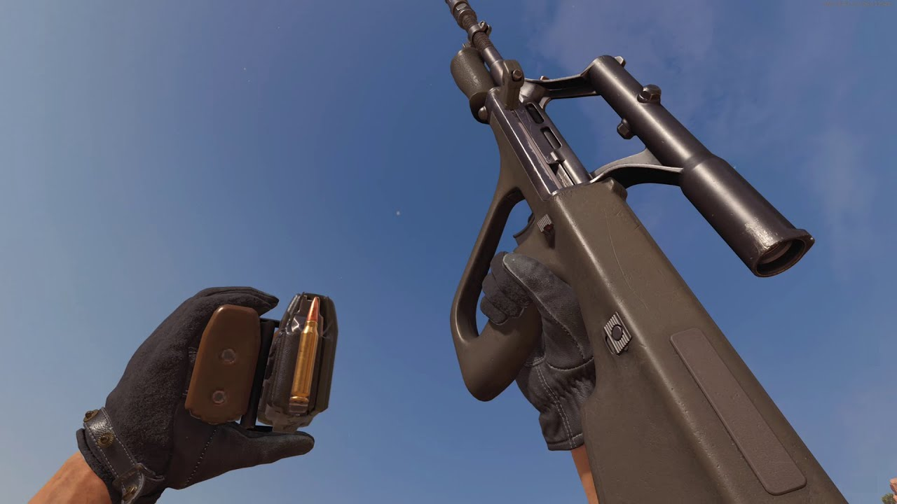 Call of Duty : Black Ops Cold War - All Weapons , Equipment , Reload Animations and Sounds
