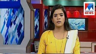 സന്ധ്യാ വാർത്ത | 6 P M News | News Anchor Shany Prabhakar | September 20, 2017 | Manorama News