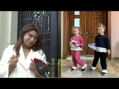 Hamile olan Ebru Şancı korona virüse karşı aldığı önlemleri anlattı  #EvdeKal