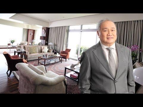 Manny Pangilinan's New House In Hong Kong - [ Inside & Outside ] - 2018