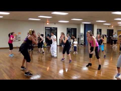 Ay Chico dance fitness 12/2013