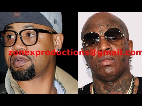 Juvenile GETS ROBBED By Birdman Cash money goon in Magnolia Project (MUST WATCH VIDEO!)