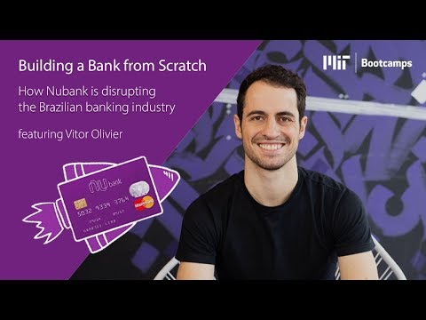 Building a Bank from Scratch