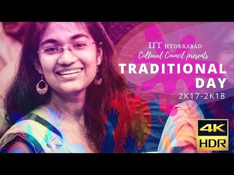 Traditional Night - 2018 || IIT Hyderabad