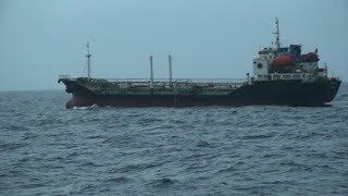 Bắt giữ tàu chở dầu nước ngoài bán dầu D.O trái phép trên vùng biển Vũng Tàu