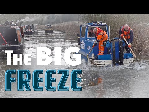139. How To Survive The FREEZING Winter On A Narrowboat