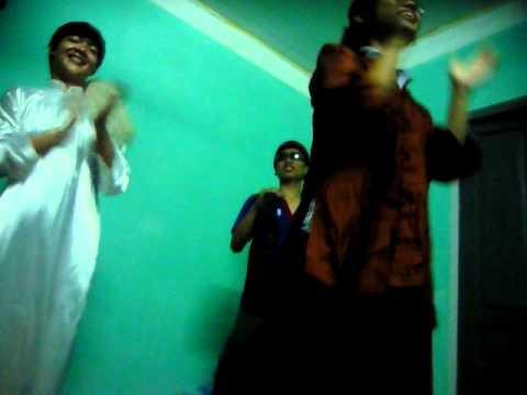 Đội kịch và chicken dance p1