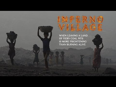 Inferno Village. When leaving a land of fiery coal pits is s