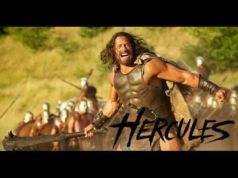 HERCULES Trailer deutsch german