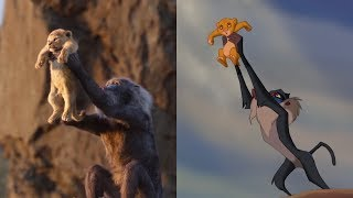 Gambar cover The Lion King (2019 vs 1994) Circle of Life Comparison