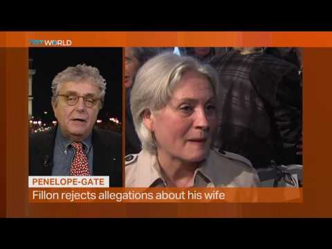 Money Talks: Francois Fillon rejects allegations about his wife
