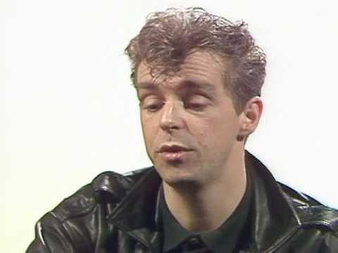 Neil Tennant interview