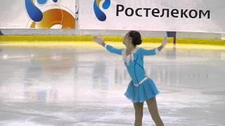 Евгения Медведева, КП, II этап Кубка России 2014 (Йошкар-Ола)