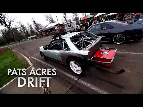 Drift in the PARC - [LORENinHD]
