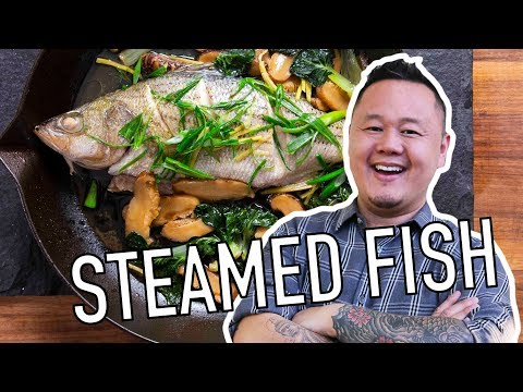 How To Make Steamed Whole Fish With Jet Tila | Ready, Jet, Cook
