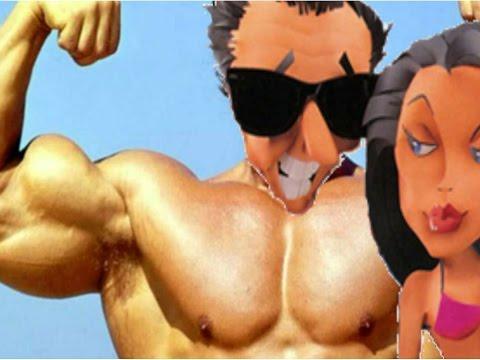 Leisure Suit Larry 3 Part 1 - The Mighty Has Fallen |