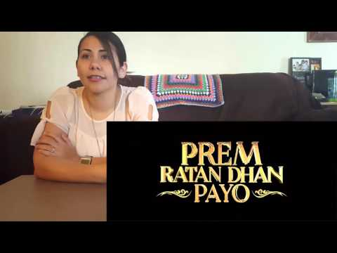 Prem Ratan Dhan Payo Official Trailer...