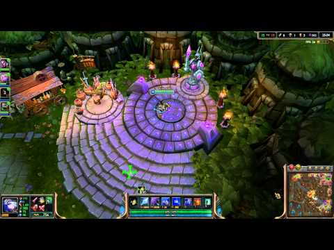 League of Legends Let's Play 1080p HD] - Ash #5 - Ep. 51