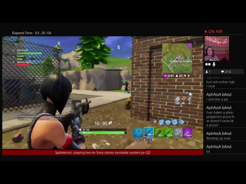 Splinternut Live! Via sattelite from Guam! Idiocracy Now! Fortnite Today!