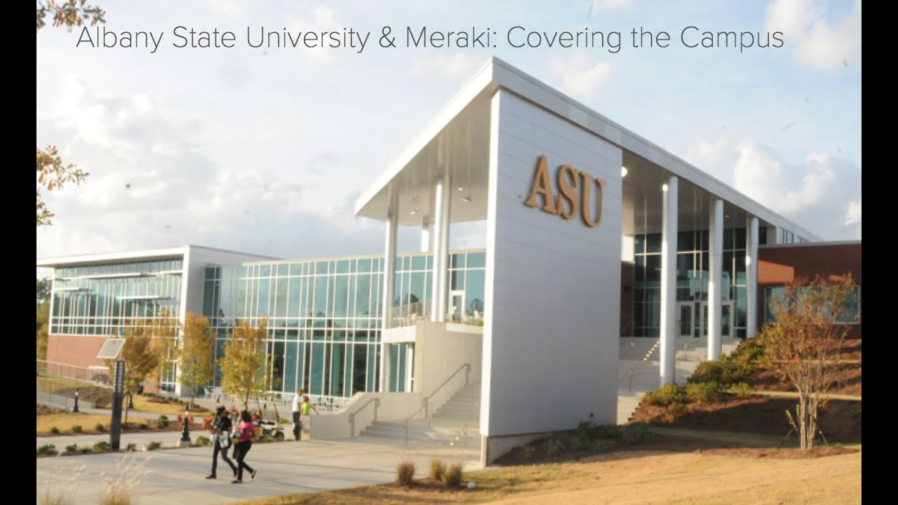 Albany State University And Meraki: Covering The Campus Part 41