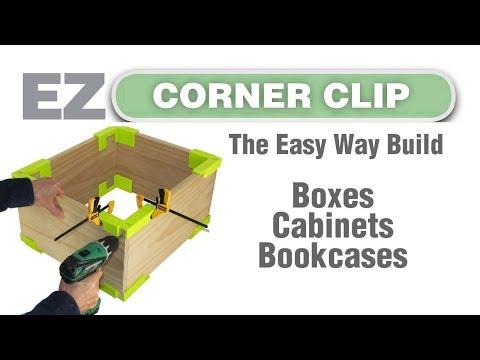 How to Clamp Corners - EZ Corner Clamp / Clip