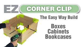 Video How to Clamp Corners - EZ Corner Clamp / Clip download MP3, 3GP, MP4, WEBM, AVI, FLV September 2018
