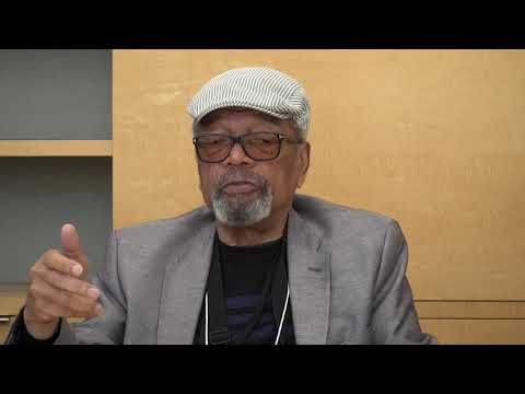 Oral History On Painting: Dana Chandler, Nelson Stevens, Randy Williams, William T. Williams (1/2)