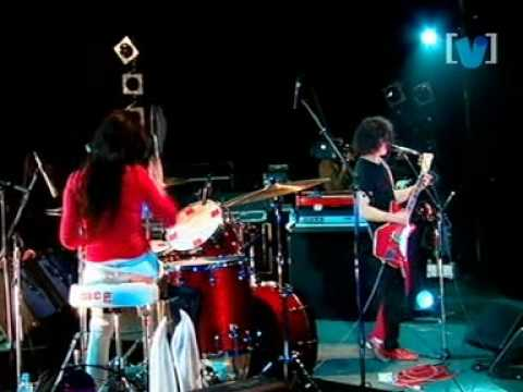 The White Stripes - The Hardest Button to Button - Livid 10/11/03