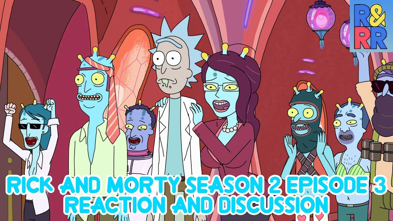 rick and morty season 3 episode 3 latest news images and photos