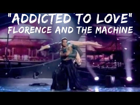 Addicted to Love Florence and the Machine Choreography by Derek Mitchell SYTYCD Ukraine