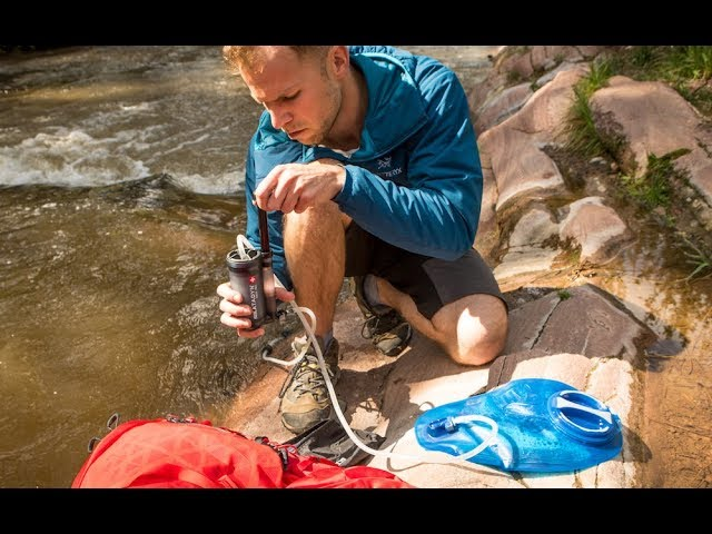 Hiker Pro // Transparent video thumbnail