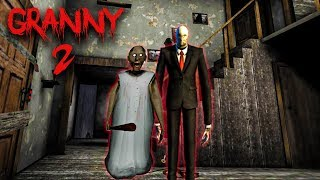 GRANNY 2 OFFICIAL GAME | GRANNY HORROR GAME