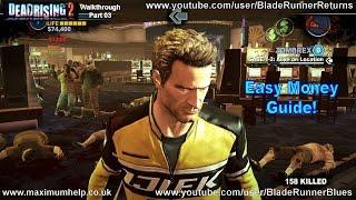 03 Ultimate Easy Money Guide! Dead Rising 2 Walkthrough PC Maximum Graphical Settings 1080p HD