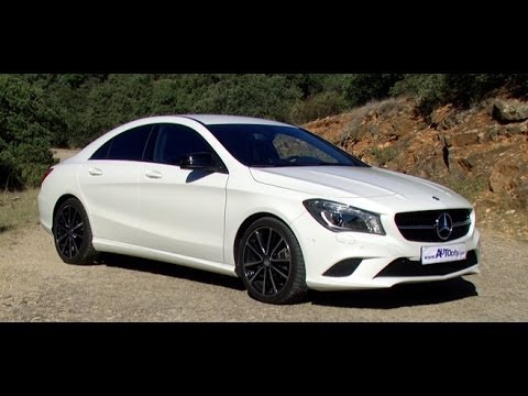 mercedes cla 220 cdi 7g dct youtube. Black Bedroom Furniture Sets. Home Design Ideas