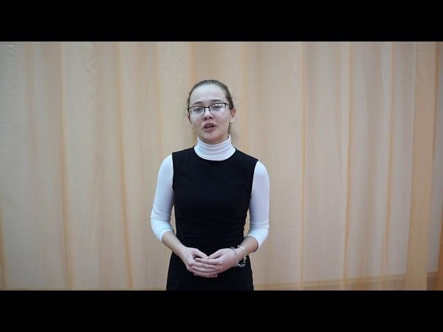 Изображение предпросмотра прочтения – ИринаЛюбушкина читает произведение «Демон» А.А.Блока