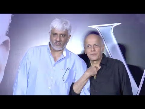 Vikram Bhatt & Mahesh Bhatt At The Launch Of Their New OTT Platform