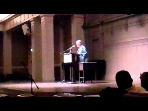 Diane Ravitch at Town Hall, Seattle, 11/17/11