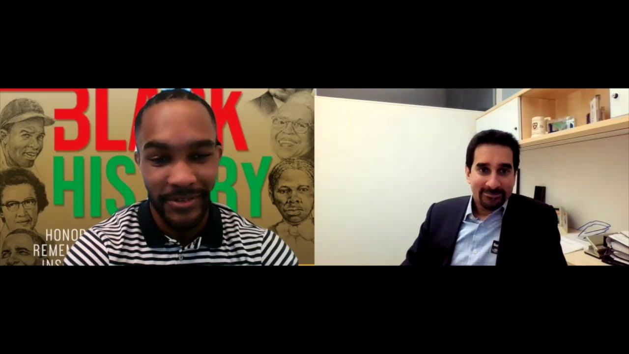 A Conversation with Leaders featuring Niyum Gandhi