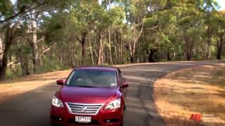 2013 Nissan Pulsar Sedan Ti - CarSales Video