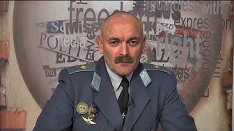 Поздравителен адрес на командира на СВ генерал-майор Михаил Попов
