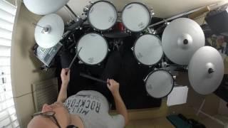 Ciao Adios - Anne-Marie (Drum Transcription by Dirkjan van Groningen) Video