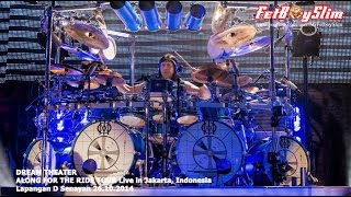 DREAM THEATER SELAMAT MALAM - ON THE BACK OF ANGELS live in Jakarta, Indonesia 2014